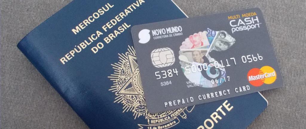 Cartão Pré-Pago Mastercard - Banco Novo Mundo